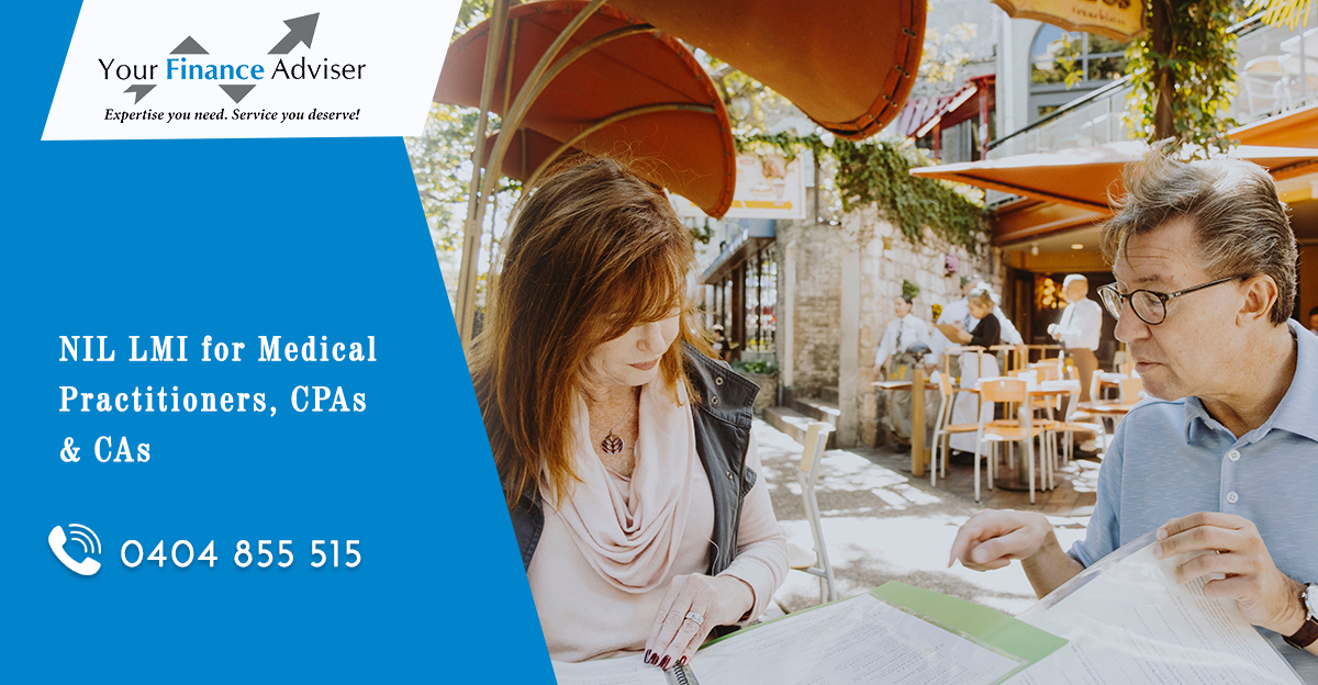 NIL LMI  for Medical Practitioners, CPAs & CAs