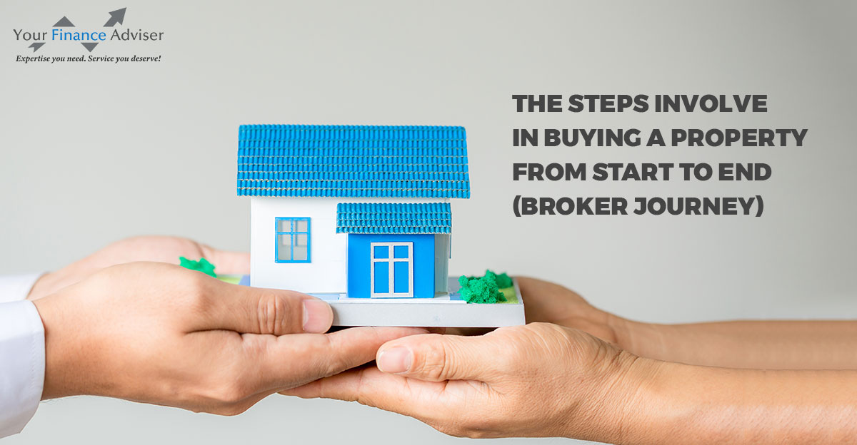 The Steps Involved in Buying a Property from Start to End (broker journey)