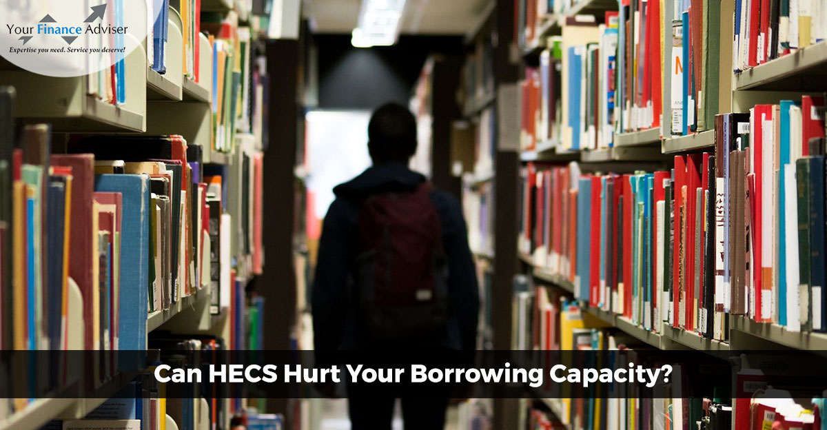 Can HECS Hurt Your Borrowing Capacity?